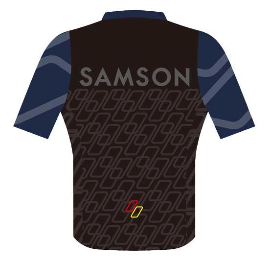 SAMSON RACE JERSEY back