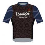 samson jersey front design