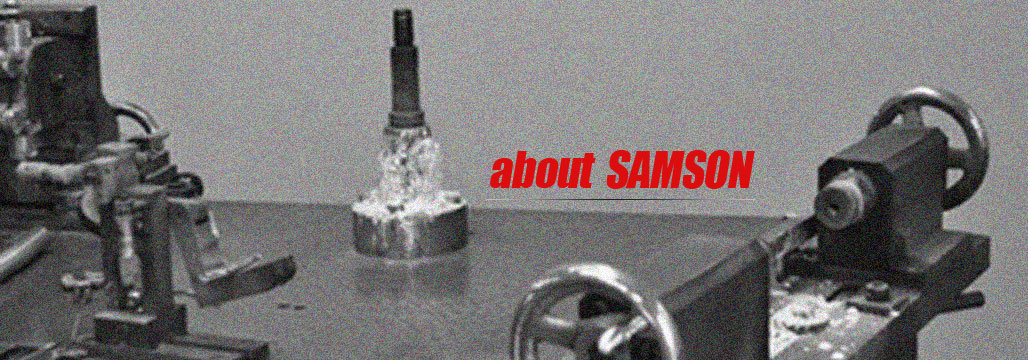 about SAMSON image